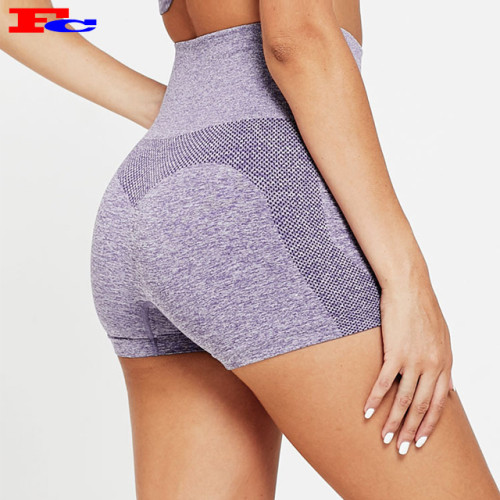 Workout Sexy Butt Lift Nahtloses Training Damen Shorts Großhandel