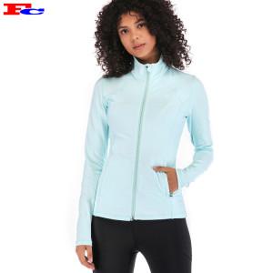 Custom Slim Fit Jackets Wholesale Sportswear Apparel