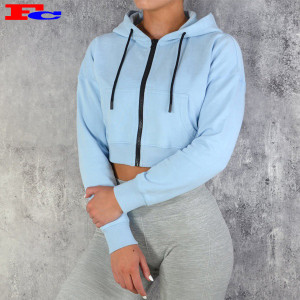 High Quality Workout Athletic  Hoodies For Women