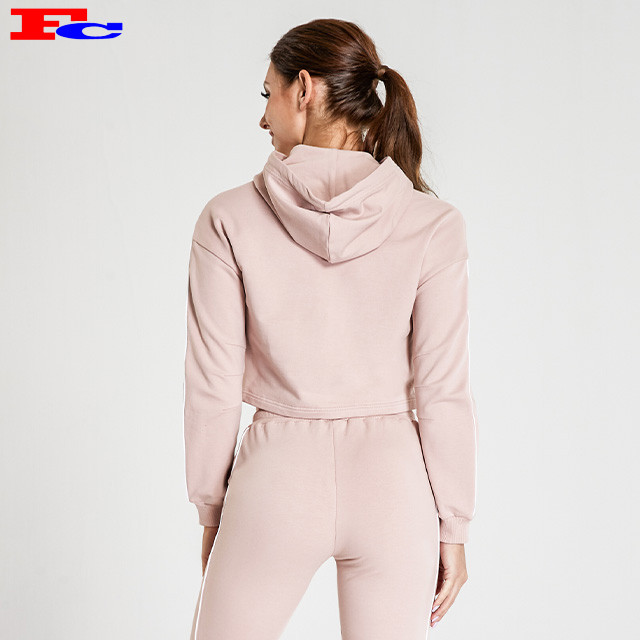 Fall/Winter 2020 Ladies Fashion High Quality Blank Hoodies Wholesale