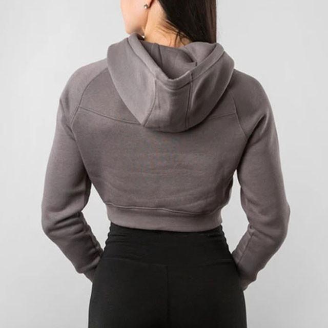 Basic Lightweight Pullover Sweatshirt for Women Cheap Bulk Hoodies