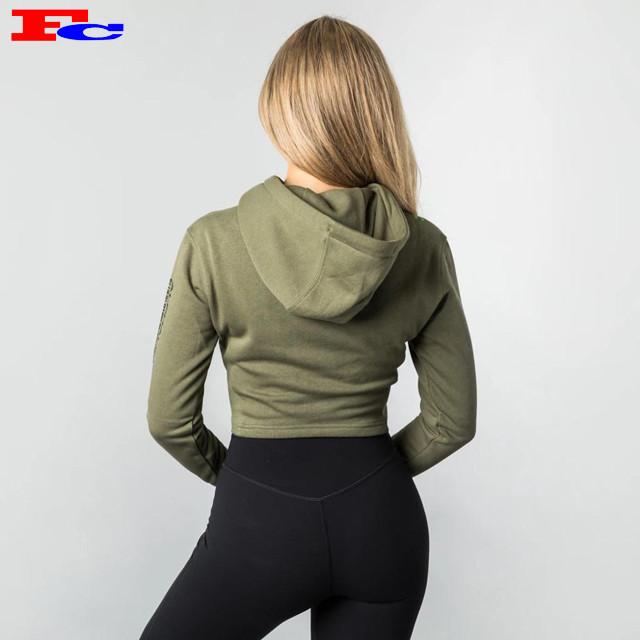 Custom Casual Sweatshirt Women Long Sleeve Hoodies Wholesale Bulk