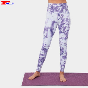 Tie Dye High Quality Buy Leggings Wholesale