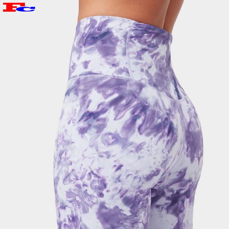 Tie Dye High Quality Buy Leggings Wholesale