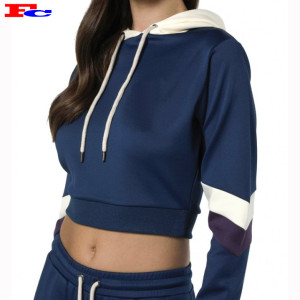Bulk Tracksuits Hoodies Two-Piece Fitness Wear Women Sports Jogger Sets
