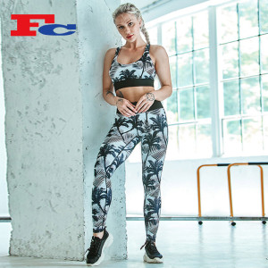 Fengcai New Design Womens Workout Apparel