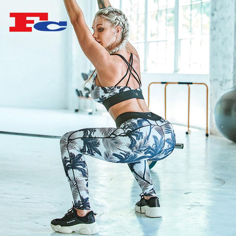 Fengcai New Design Womens Workout Apparel