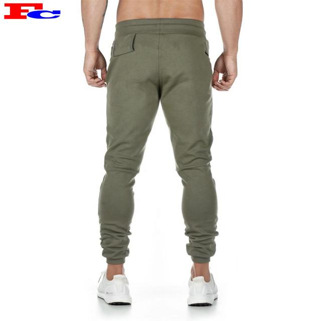 Custom Harem Sweatpants Men Streetwear Reflective Jogger Pants Wholesale
