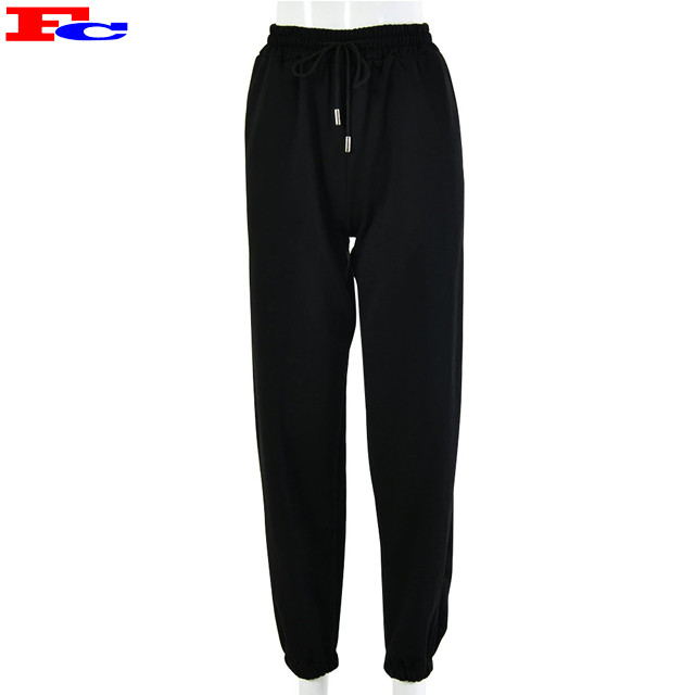 High Quality Leisure Joggers Pants High Waist Sweatpants Women