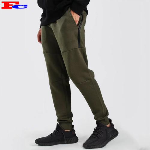 Gym Training Fitness Sweatpants Skinny Panelled Men Jogger Pants