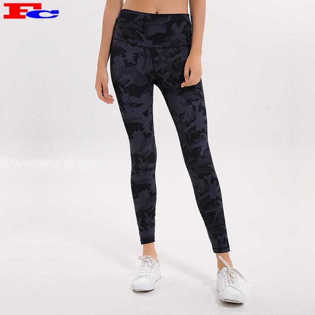Custom Printed Tights Leggings High Waisted Workout Leggings Print Pants