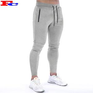 Custom Men's Workout Cargo Joggers Pants Chinese Activewear Manufacturer