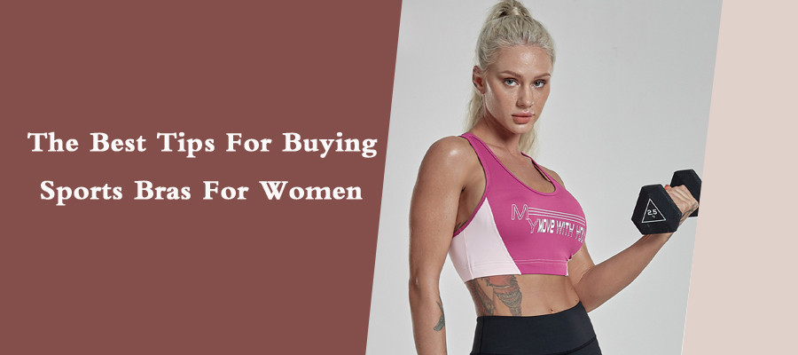 The Best Tips For Buying Sports Bras For Women