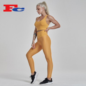 Design My Own Wholesale Gym Wear For Women-OEM & ODM Service