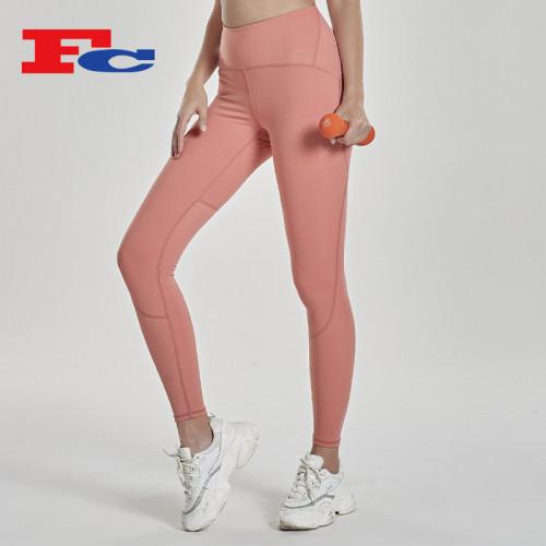 Slim Fit Yoga Pants Fitness Workout Activewear Breathable Women Leggings
