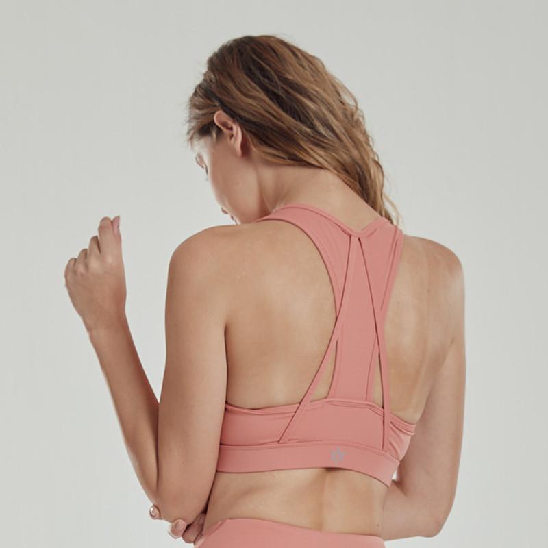 Women Athletic Bra Tops Fashion Fitness Gym Bras --Custom Wholesale Service