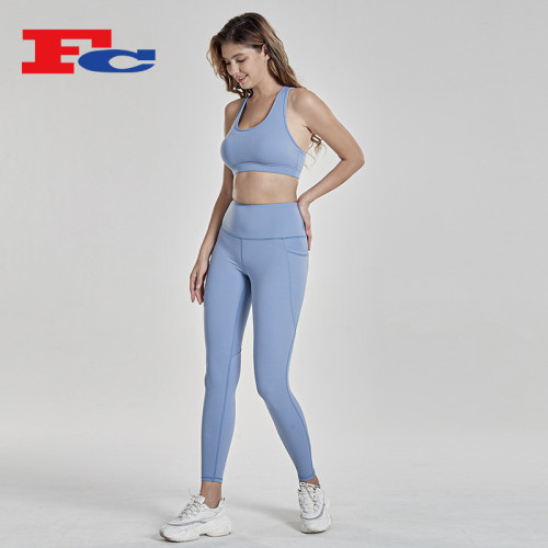 Custom Wholesale Private Label Yoga Clothing Workout Clothes For Women