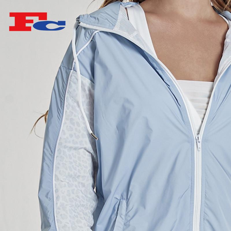 Jacket Wholesale China Spring And Autumn Patchwork Thin Jacket