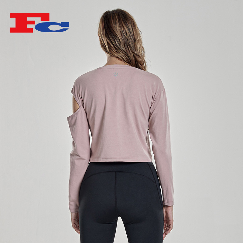 Long sleeve shirts Private Label T Shirt Manufacturers
