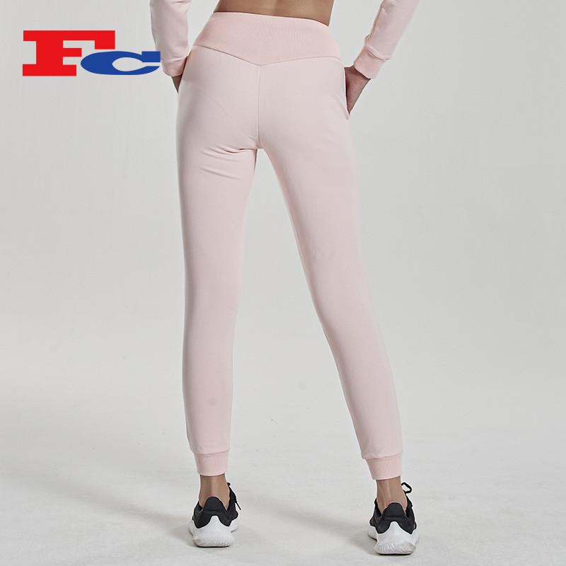 Custom Jogger Pants Wholesale Sweatpants Leisure With Pockets