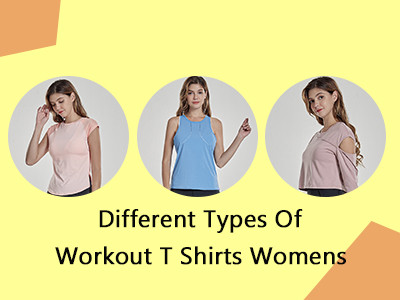 Different Types Of Workout T Shirts Womens