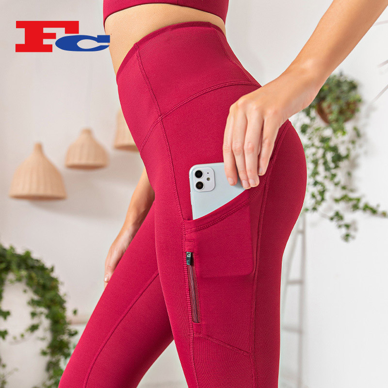 Yoga Clothes Manufacturer China - Unique Cross Straps Workout Fitness Wear For Women