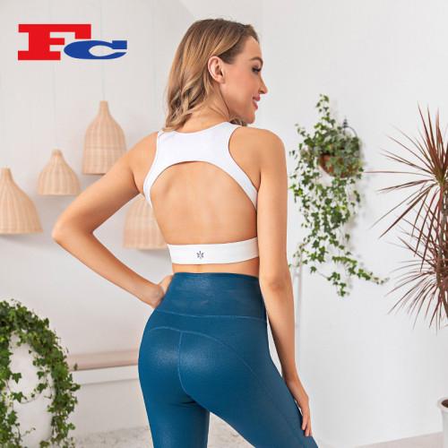 Sports Bra Distributors Fitness Quick-drying Beautiful Back Gym Bra For Ladies