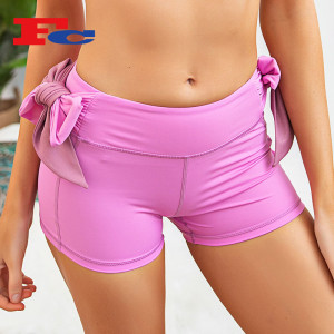 Workout Shorts Manufacturers Cute Lace Shorts Wholesale Bulk