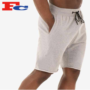 Fleece Shorts Wholesale OEM Service Gym Short For Men