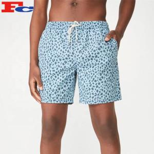 Custom Shorts Manufacturer Summer Beach Shorts Sublimation Printed Mens Board Shorts