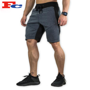 Muscle Training Sports Fitness Shorts Men Gym Shorts Supplier