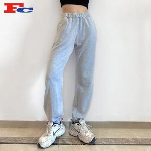 Custom Sweatpants With Pockets Wholesale Joggers Logo