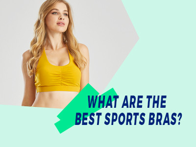 What Are The Best Sports Bras?