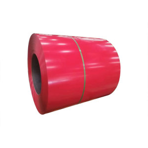Double Coated Prepainted Galvalume PPGL Steel Coil
