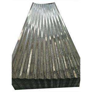 Z40 Zinc Coated Galvanized Corrugated Roofing Sheet