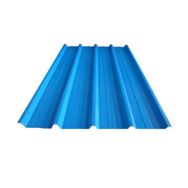 T-shape Color Coated Corrugated Roofing Sheet