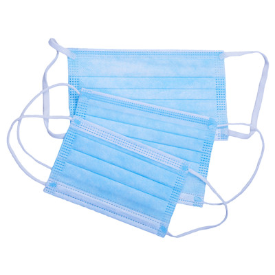 Non-woven Surgical Face Mask disposable with tie-on BFE>99%