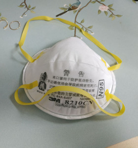protective custom painting nonwoven respirator disposable mouth dust mask n95
