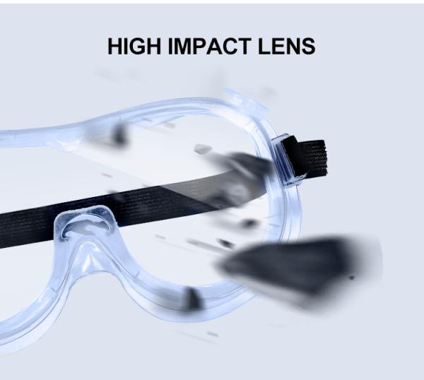 Anti-Splash goggles medical safety glasses eye protection goggles ANSI.Z87.1 CE EN166