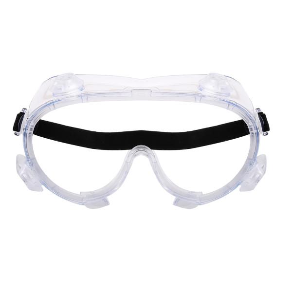 Silicone Pvc Pc Anti Saliva Goggles Protective Medical