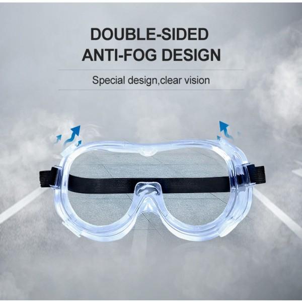 SGS CE FDA ANSI Z87.1 medical goggle Virus protection