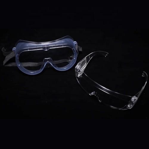 SGS CE FDA ANSI Z87.1 medical goggle