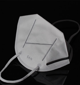 N95 Custom Printed 3-ply Disposable Flu Prevention Colorful Individual Packing Medical Surgery Surgical Masks