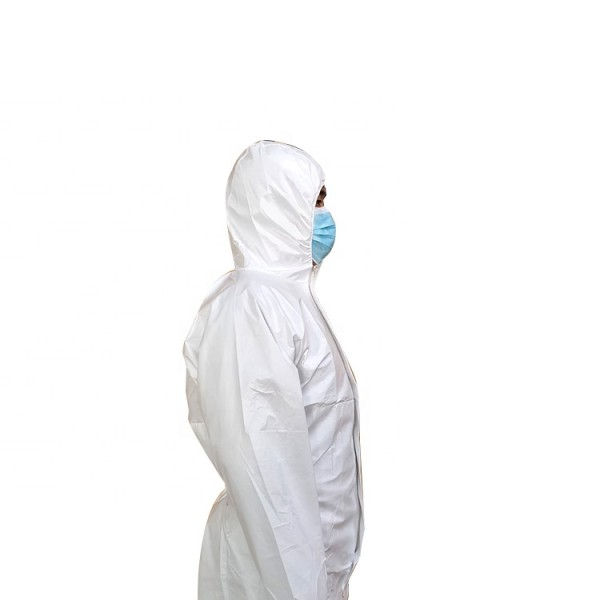Disposable Medical Protective Suit Made In China Protective Clothing Consumables Fast Moving Clothing Non Sterile