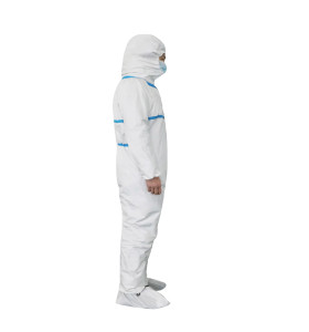 HAIGU HG-1WP acid and alkali resistant chemical protective safety suit