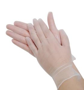 Cheap Disposable Medical Latex Examination Gloves Powder free