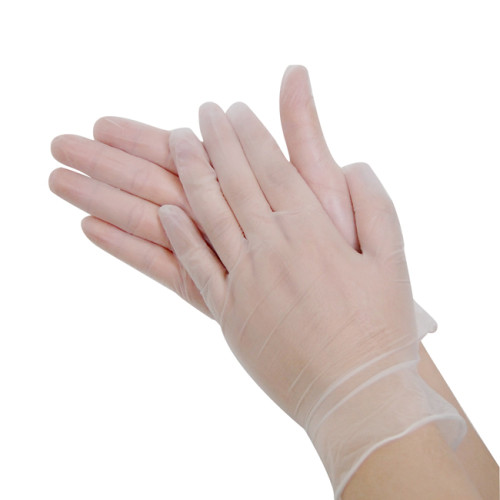 Cheap Disposable Medical PVC (Vinyl) Examination Gloves Powder free