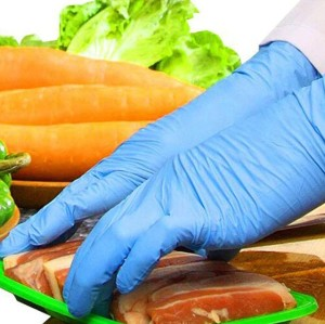 Disposable Transparent Hdpe Food PE Gloves