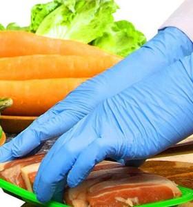 Manufacturer Nitrile Disposable Gloves Powder-Free Nitrile Inspection Gloves/ disposable gloves /nitrile powder free gloves