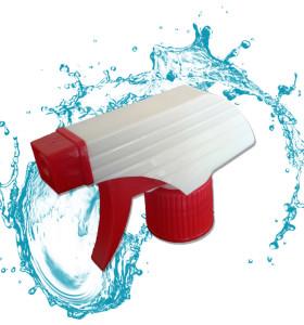 TNN all plastic fine mist triger sprayer trigger 24/410